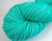Little Blue Box - Hand Dyed Sport Weight Yarn