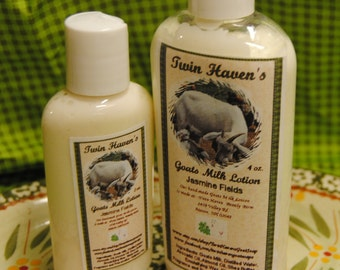Goats Milk Lotion with Avocado Oil & Shea Butter