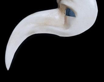 Venetian Mask Curved Zanni Classic