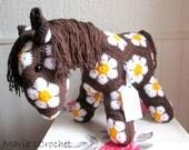 Crochet Horse Pony - Crochet Animals