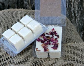 Wax Tart Melts - Victorian Tea Room - Rose Scented Wax Tart Melt - Essential Oil melts- Essential Oil Tarts- Essential Oil Wax Tarts