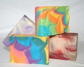 Pick Any 4 Soaps From My Etsy Shop For Only Twenty-three Dollars Plus Shipping
