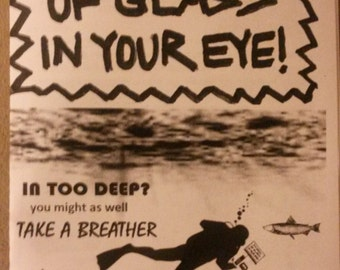 Shards of Glass In Your Eye! #13 Zine