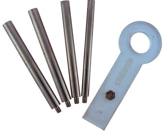 Jump Ring Maker - Round with 4 Mandrels (4, 6, 7 & 8mm)  (MD328)