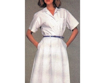 McCall's Sewing Pattern 9047 Misses' Blouse and Skirt Size:  B  12-14-16  Uncut