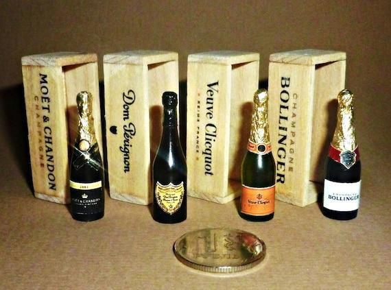 mini champagne