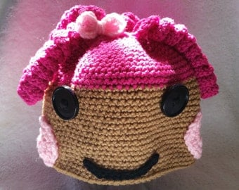 Crochet Lalaloopsy Hat