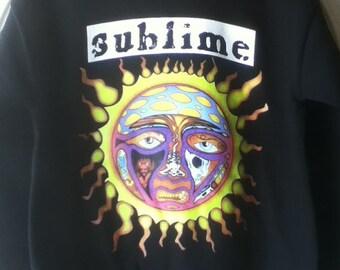 Sublime Crewneck Sweater