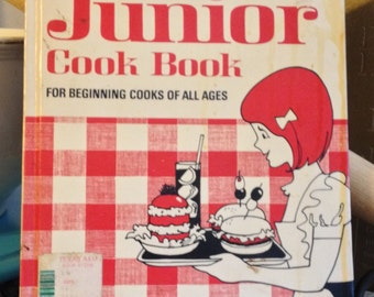 Cook book for Kids Vintage Better Homes and Garden