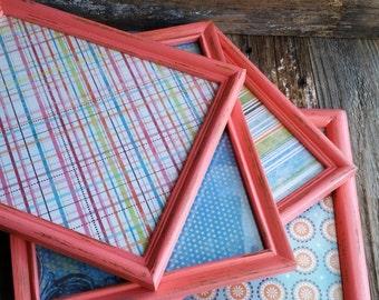 8x10  Distressed Frames (set of 4)