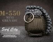M-550 Med Paracord Grenade - Olive Drab