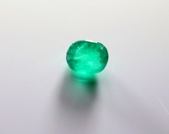 Natural Emerald Oval Shape 1.3ct