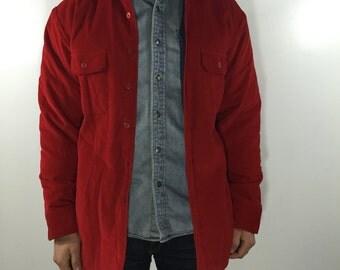 Vintage New old Stock Sears Sportswear Corduroy Jacket