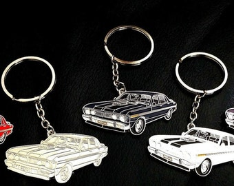 Ford Falcon XY Gt Key Chain