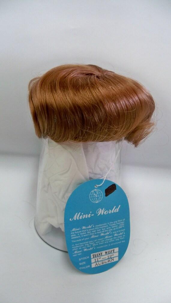 Wig Dollhouse Doll 54