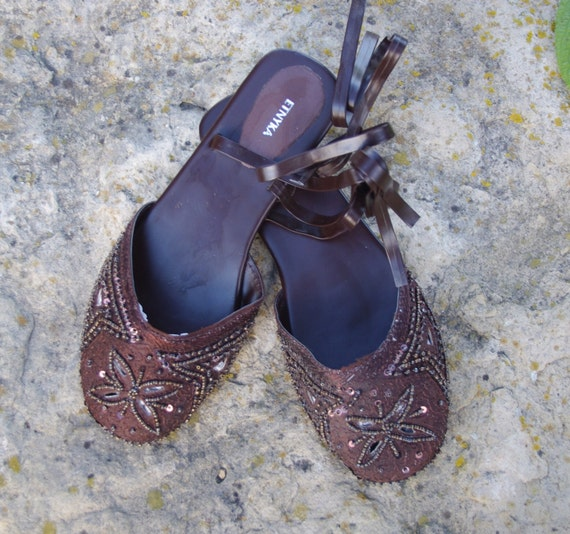 ethnic shoes sandals indian beaded sandals summer