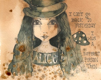 Alice (Limited Edition print)