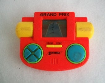 grand prix systema Electronic game from the 90's