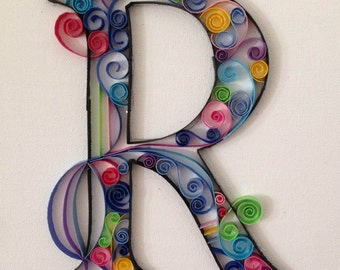 R - paper quilling