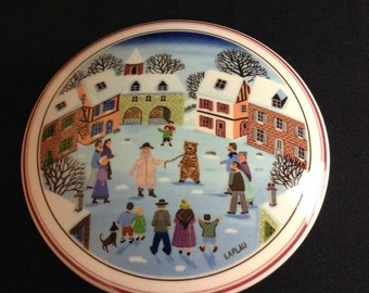 Naif christmas etsy for Villeroy boch christmas