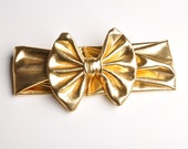 Baby  Gold  Bow Headband