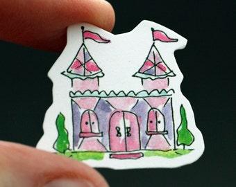 SALE!!! Princess Castle Die Cuts- 12 Quantity