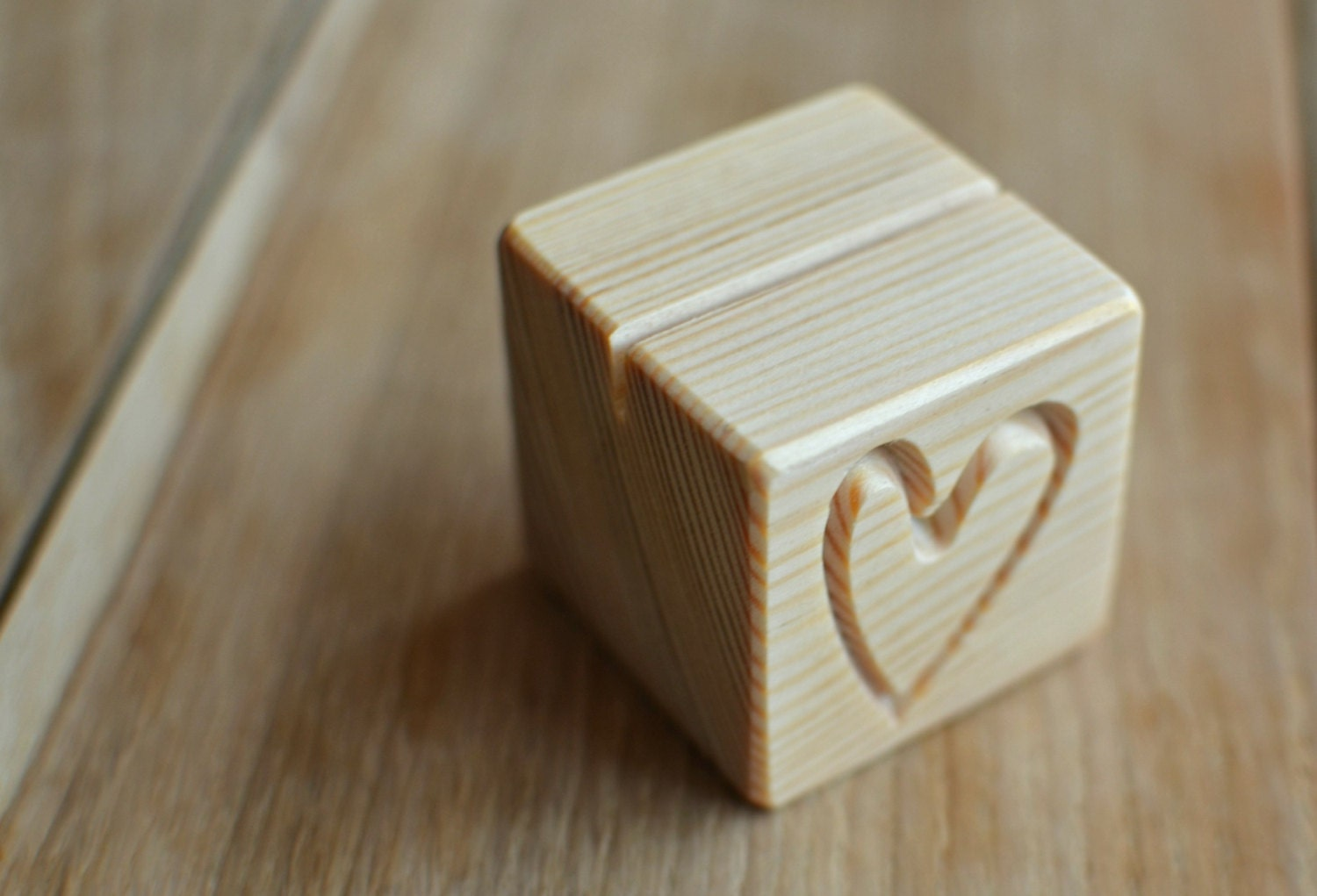 50 Wood Table Number Holders for Wedding and Party DIY Rustic