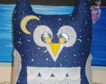 Otis the Owl Plushie