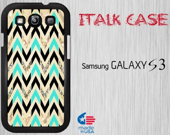 Galaxy S3 Case Galaxy S3 Samsung Cover Samsung Galaxy S3 case phone case galaxy s3 Samsung s3 case Galaxy s3  Colorful Chevron