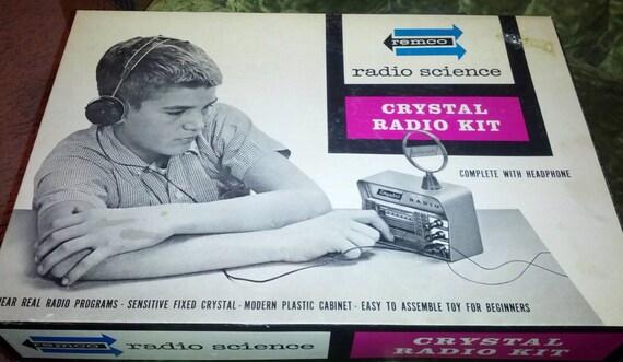 Vintage Radio Kits 17
