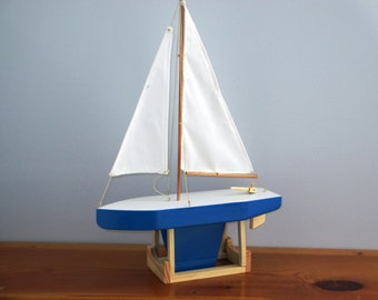 Wooden Sailboat/child's gift