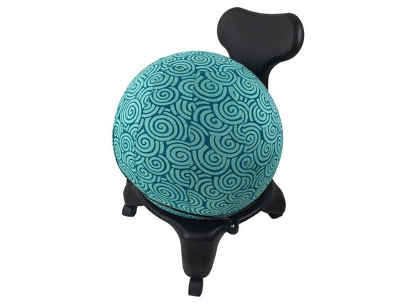 55cm Ball Cover For Balance Ball Chair Yoga Ball Cover