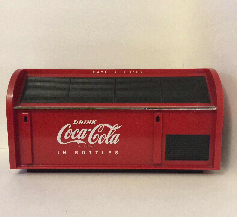 Bo te pain vintage coca cola soda - Boite a pain retro ...