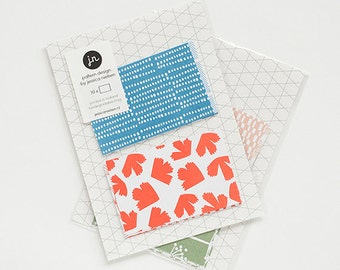 gift tags, 4 colours, 20 cards