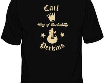 Carl Perkins t-shirt
