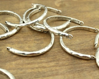 ETS-K040 bracelet findings ,bangle findings , charms findings,Jewelry findings metal pendant, supplies, necklace findings , metalwork,10 pcs