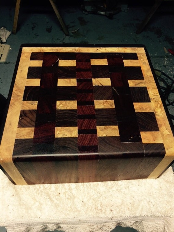 any size butcher block cutting boards made by