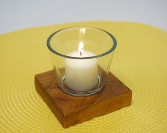 Cherry Votive Candle Holder - Single