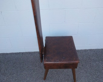 Mad Men Era/Valet/Butler Dressing Chair for Men