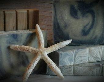 Vegan Nag Champa Soap - Handmade Shea Butter Nag Champa Soap - Zen Soul Soap