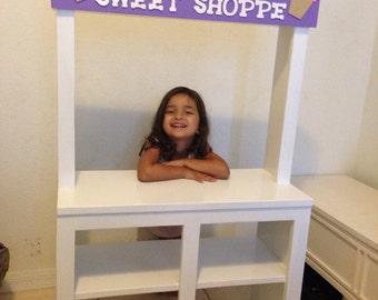 Kids food stand