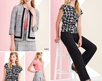 Simplicity Sewing Pattern 1202 Misses' and Miss Petite Sportswear