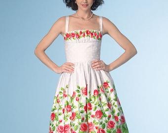 Butterick Sewing Pattern B6167 Misses' Dress