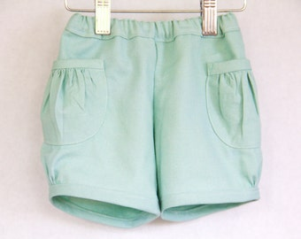 Bubble Shorts // Bloomers