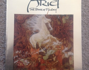 Ariel The Book of Fantasy Volume 4 Vintage 1978 Paperback - First Edition