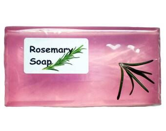 Handmade Luxury Rosemary Glycerin Soap