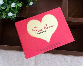 cute beautiful vintage style mini envelopes wedding heart 10pc 3 choices