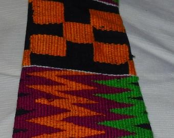 Woven Kente Tie