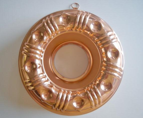 Decorative Copper Molds Kitchen