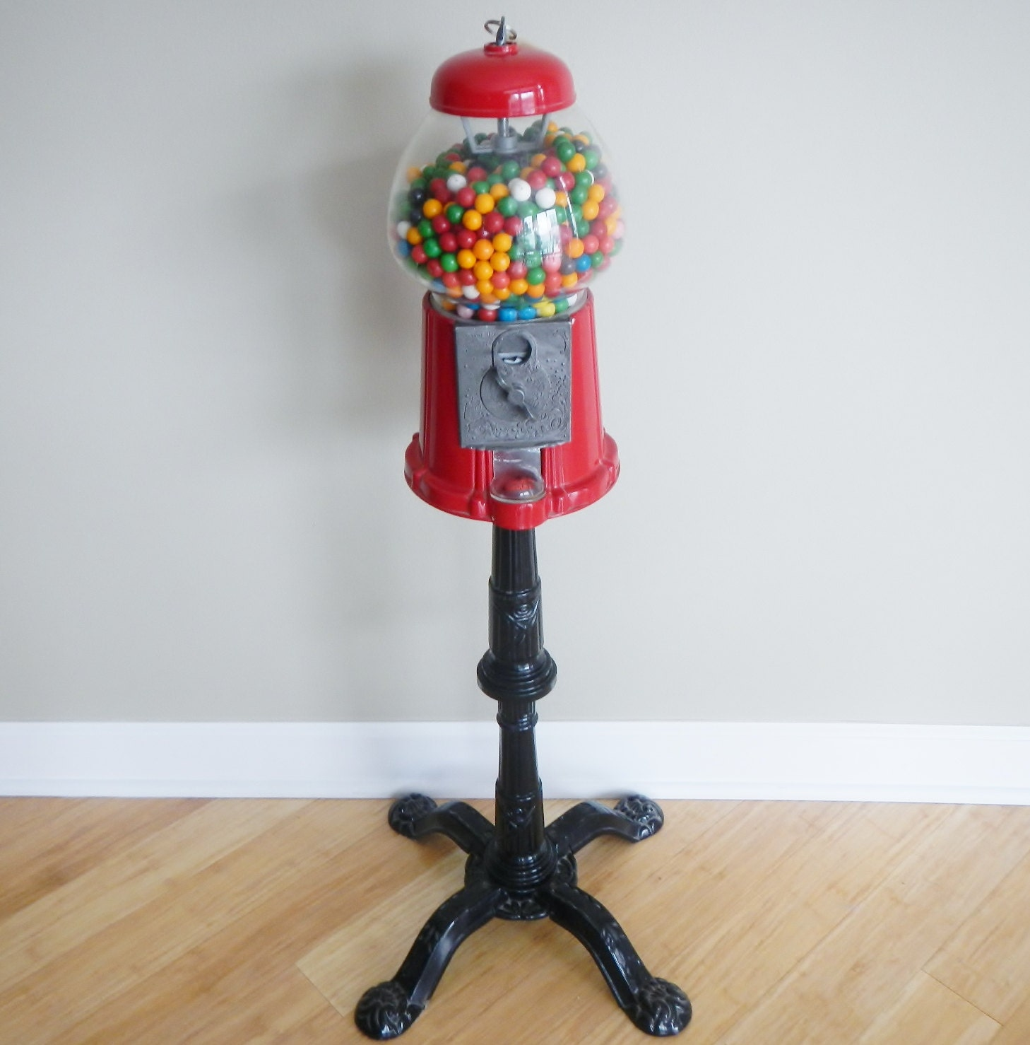 carousel industries inc gumball machine